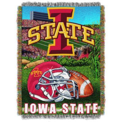 Iowa State University Tapestry Throw Blanket