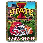 Iowa State University 48-Inch x 60-Inch Tapestry Throw Blanket