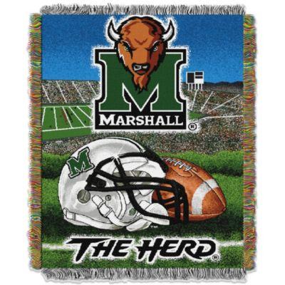 Marshall University Tapestry Throw Blanket