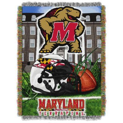 University of Maryland Tapestry Throw Blanket
