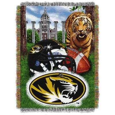 University of Missouri Tapestry Throw Blanket