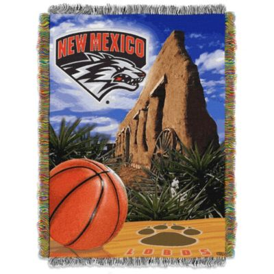 University of New Mexico Tapestry Throw Blanket