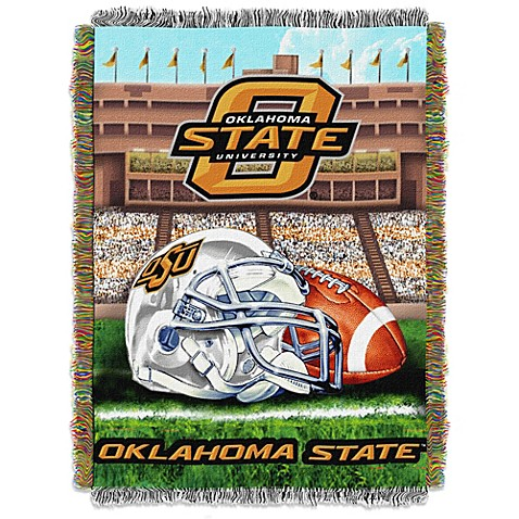 Oklahoma State University Baby Bedding