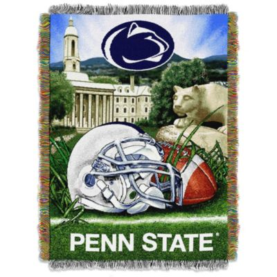 Penn State University Tapestry Throw Blanket
