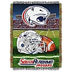 University of South Alabama 48-Inch x 60-Inch Tapestry Throw Blanket