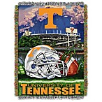 University of Tennessee 48-Inch x 60-Inch Tapestry Throw Blanket