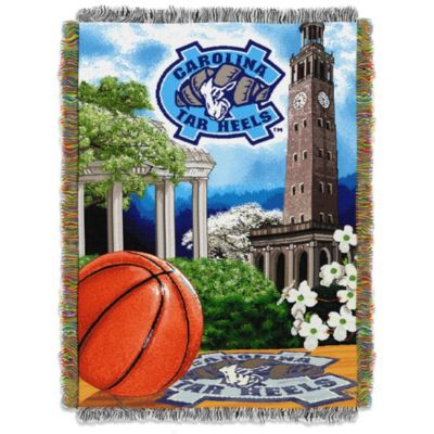 University of North Carolina Throw Blanket