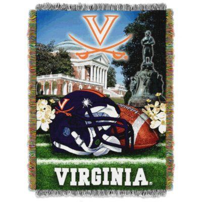 University of Virginia Tapestry Throw Blanket