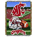 Washington State University 48-Inch x 60-Inch Tapestry Throw Blanket