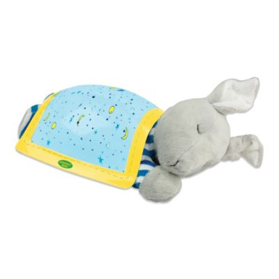 Kids Preferred Goodnight Moon Starry Night Projector Bunny