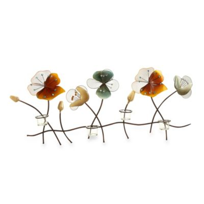 Blossom Multi-Flower Wall Sconce