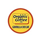 OneCup 36-Count Organic Gorilla Decaf for Keurig® K-Cup® Brewers