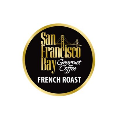 18-Count OneCup™ San Francisco Bay French Dark Roast Coffee for Single Serve Coffee Makers