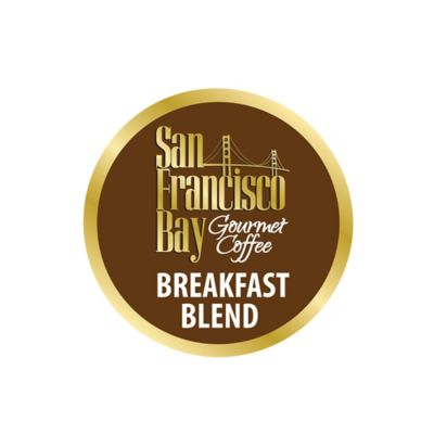 18-Count OneCup™ San Francisco Bay Breakfast Blend Coffee for Single Serve Coffee Makers