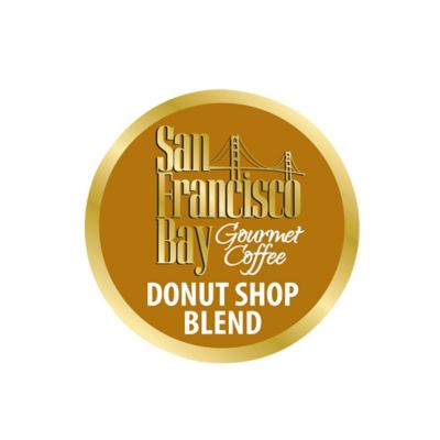 36-Count OneCup™ San Francisco Bay Donut Shop Coffee for Single Serve Coffee Makers