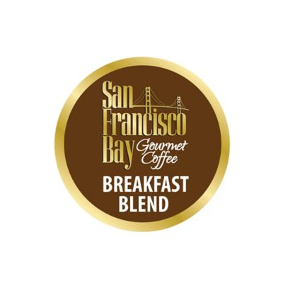 36-Count OneCup™ San Francisco Bay Breakfast Blend Coffee for Single Serve Coffee Makers