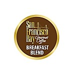 OneCup 36-Count San Francisco Bay Breakfast Blend for Keurig® K-Cup® Brewers