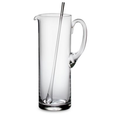 Marquis® by Waterford Vintage 66-Ounce Martini Pitcher with Stirrer