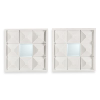 Cayman 2-Piece Mirror Set