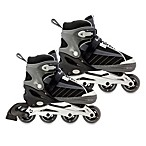 Kryptonics Adjustable Inline Skates