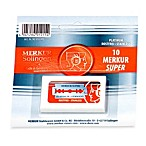 10-Count Safety Razor Blades