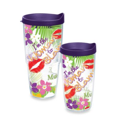 Tervis® Margaritaville I'm the Woman to Blame Wrap 16-Ounce Tumbler with Lid