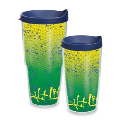 Tervis® Salt Life® Dorado 16-Ounce Wrap Tumbler with Blue Lid