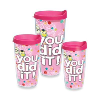 Tervis Graduation 16-Ounce Tumbler with Lid