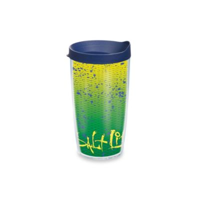 Tervis® Salt Life® Dorado 16-Ounce Wrap Tumbler with Blue Lid