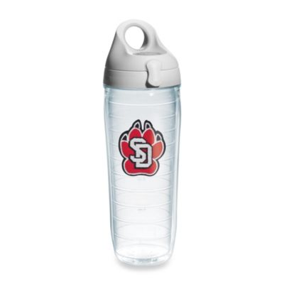 Tervis® 24-Ounce University of South Dakota Coyotes Water Bottle with Lid