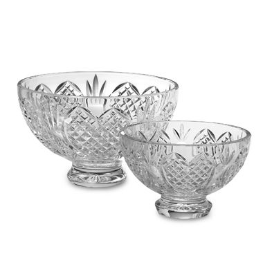 "Waterford® Wedding Heirloom Crystal 8"" Bowl"