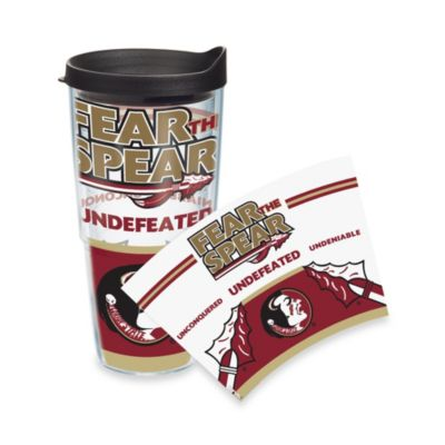 Tervis® Florida State University 24-Ounce Wrap Tumbler with Lid