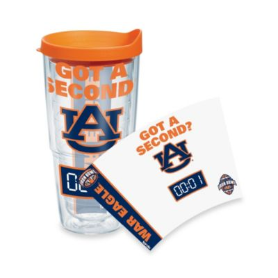 Auburn University 24-Ounce Wrap Tumbler with Lid