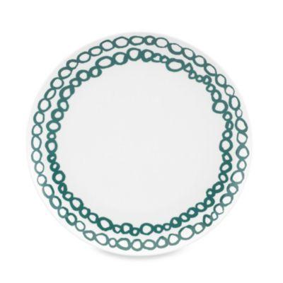 Dansk® Lotta Elope 10.5-Inch Dinner Plate in Teal