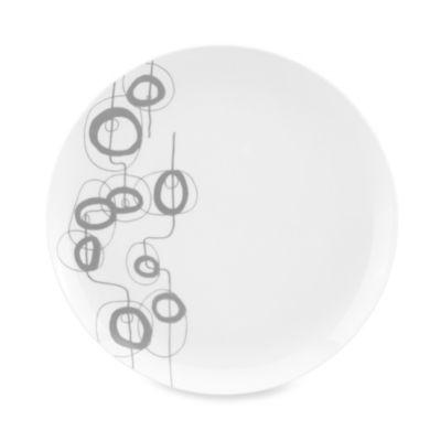 Dansk® Lotta Shake 10.5-Inch Dinner Plate in Grey