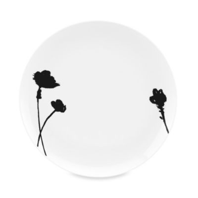 Dansk® Lotta Stilla 10.5-Inch Dinner Plate in Black