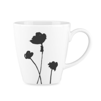 Dansk® Lotta Stilla 16-Ounce Mug in Black