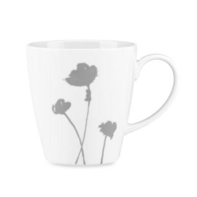 Dansk® Lotta Stilla 16-Ounce Mug in Grey