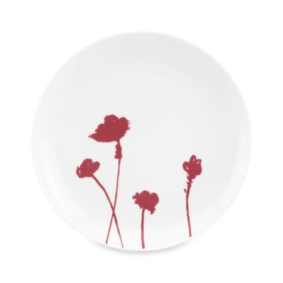 Dansk® Lotta Stilla 8-Inch Salad Plate in Raspberry