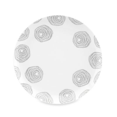 Dansk® Lotta Thrive 10.5-Inch Dinner Plate in Grey
