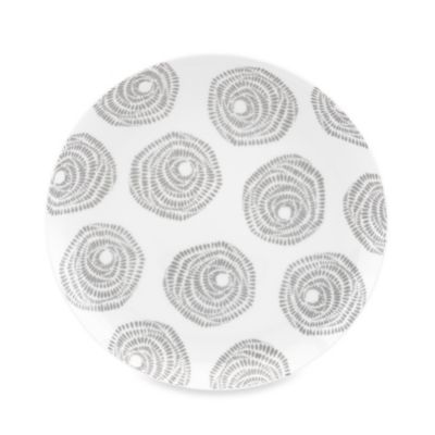 Dansk® Lotta Thrive Grey 8-Inch Salad Plate