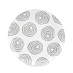 Dansk® Lotta Thrive 8-Inch Salad Plate in Grey