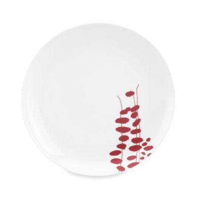 Dansk Lotta Wisp 8-Inch Salad Plate in Raspberry
