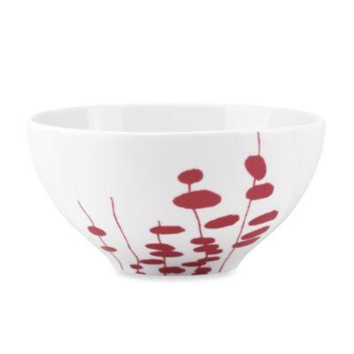Dansk Lotta Wisp 24-Ounce All-Purpose Bowl in Raspberry