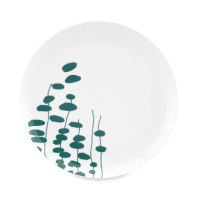 Dansk® Lotta Wisp 10.5-Inch Dinner Plate in Teal
