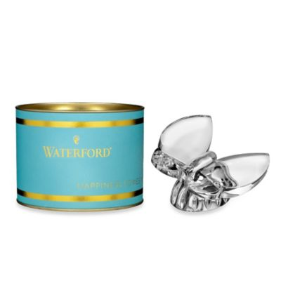 Waterford Giftology Butterfly Collectible