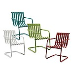 Gracie Retro Spring Chairs