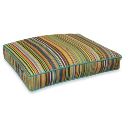 Pooch & Kitty Barcelona Small Pet Bed in Stripes