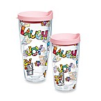 Tervis® Romero Britto Words Wrap Tumbler with Lid