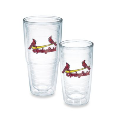 Freezer Safe Cardinals Tumbler